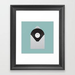 MP33⅓  Framed Art Print