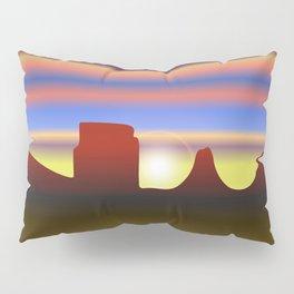 Arizona Sunset Pillow Sham