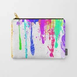 Ink Splat Carry-All Pouch