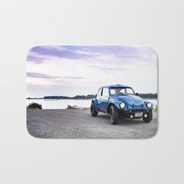 Have road will travel Bath Mat