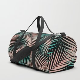 Palm Leaves - Cali Vibes #2 #tropical #decor #art #society6 Duffle Bag