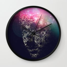 collage no.1 Wall Clock