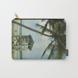 Lifeguard Shack Carry-All Pouch