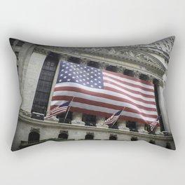 Where Money Grows Rectangular Pillow