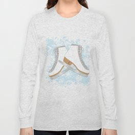 Ice skates Long Sleeve T-shirt