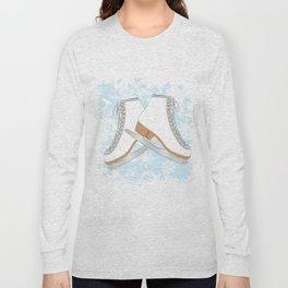 Ice skates Long Sleeve T-shirt