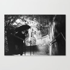 Edinburgh XXI. Canvas Print