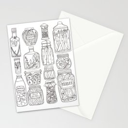 Pickles Print Stationery Cards