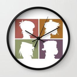 Gorillazs - Demon Days Wall Clock