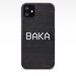 BAKA iPhone Case
