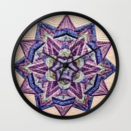 Stars Of Our Life Wall Clock