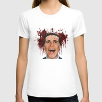 american psycho T-shirts featuring American Psycho by mMel