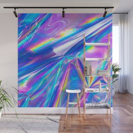 Just A Hologram Wall Mural