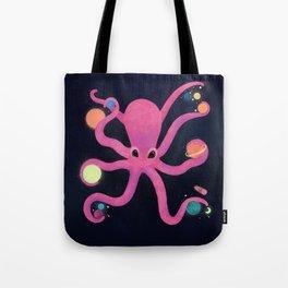 Octospace Tote Bag