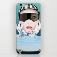 3d iPhone & iPod Skins featuring 3D by mark ashkenazi