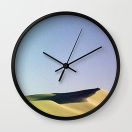 grain loss Wall Clock