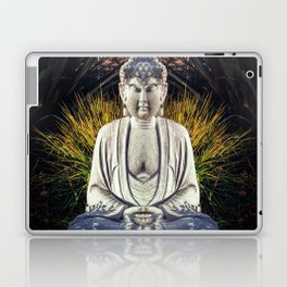 Bad Day Buddha Laptop & iPad Skin