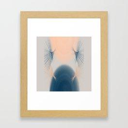 CB I Framed Art Print