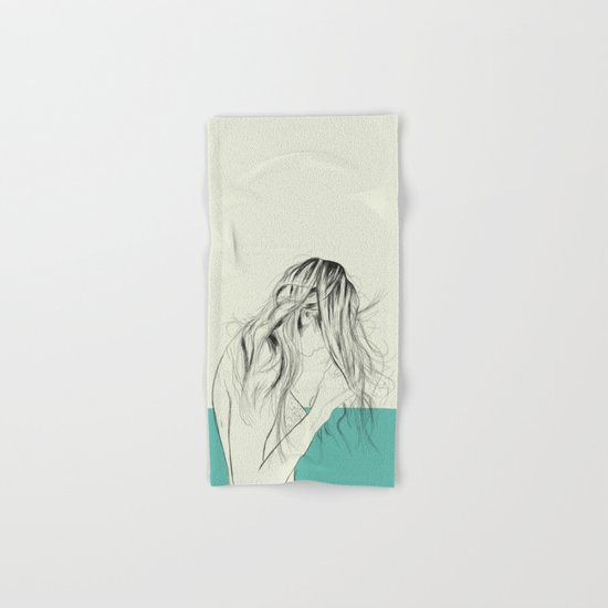 Woman Color 8 Hand & Bath Towel