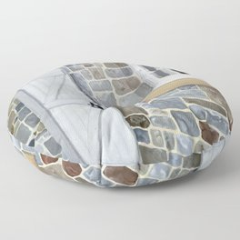 The Guardhouse Floor Pillow
