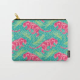 Pink Panther Jungle Scape Carry-All Pouch