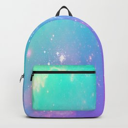 galaxy pastel Backpack
