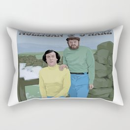 """Country Style"" Rectangular Pillow"