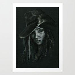 Anne Bonny Art Print