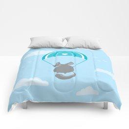 Chinthrilla Comforters