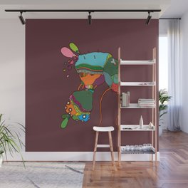 itsy bitsy cooties #45 Wall Mural