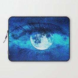 Moon Eye Laptop Sleeve