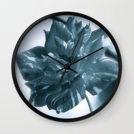 """Rose Theatre"" by ICA PAVON Wall Clock"