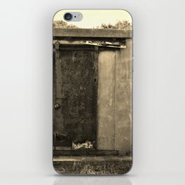 Old And Rusty iPhone Skin