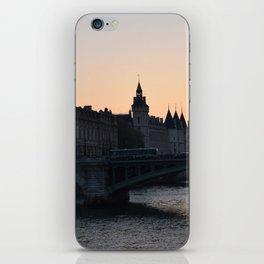 la senna parigi iPhone Skin