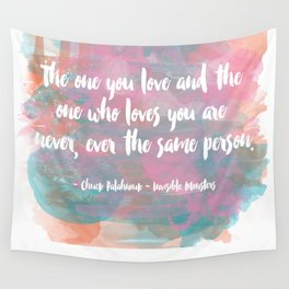 The One You Love Wall Tapestry