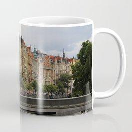 Prague Houses Coffee Mug