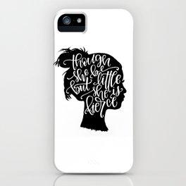 Shakespeare Quote iPhone Case