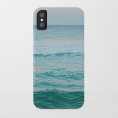 only the ocean iPhone X Slim Case