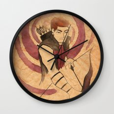 Hawkeye V2 Wall Clock