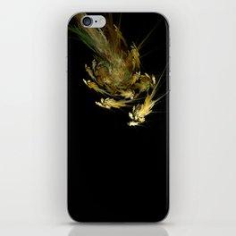 Spiral Swarm iPhone Skin