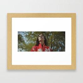Waiting - Music Video Still - Joakim Lund Framed Art Print