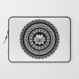 Lotus Mandala Laptop Sleeve