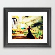 Find Freedom Framed Art Print
