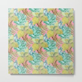 Greenery #society6 Metal Print