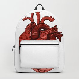 The Heart Backpack