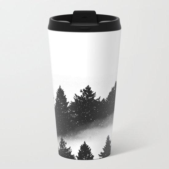 let it snow Metal Travel Mug