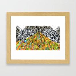 "It's Called ""Moon"" Framed Art Print"