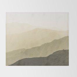 Cali Hills Throw Blanket