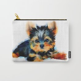 Yorki Pup Carry-All Pouch