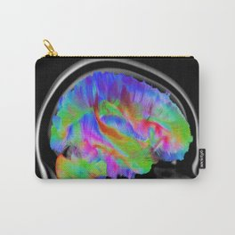 Brains in Color Carry-All Pouch